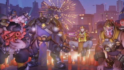 Overwatch - Year of the Rooster -julkaisutraileri