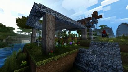 Minecraft – E3 2017 -traileri