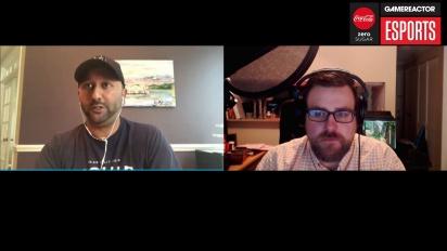 ReKT Global - Amish Shah ja Kevin Knocke haastattelussa Overwatch leaguessa
