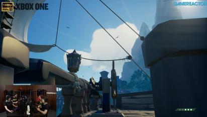 GR Liven uusinta: neljän pelaajan Sea of Thieves