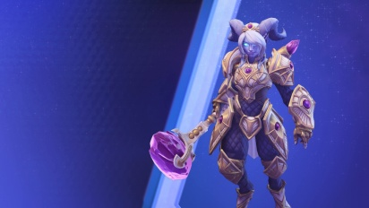 Heroes of the Storm - Yrel Spotlight Video