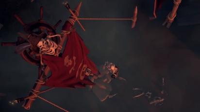 Sea of Thieves - Cursed Sails -traileri