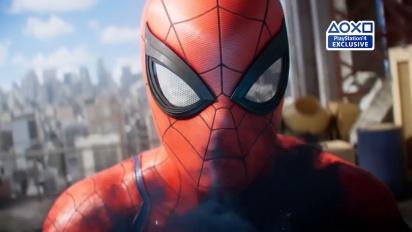 Spider-Man - julkaisutraileri