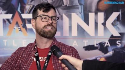 Starlink: Battle for Atlas - Joshua Mohan haastattelussa