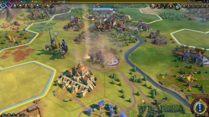 Civilization VI - Gathering Storm - Sweden