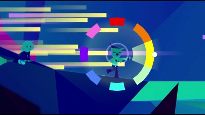 Wandersong - PS4-julkaisutraileri