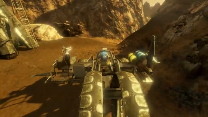 Red Faction Guerrilla Re-Mars-tered Edition - Switch-traileri