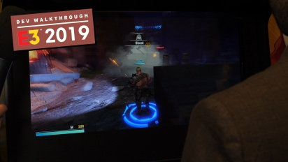 Contra: Rogue Corps - E3 Developer Walkthrough