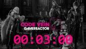 GR Liven uusinta: Code Vein