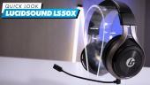 Nopea katsaus - LucidSound LS50X