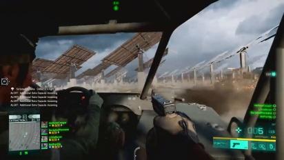 Battlefield 2042 - Hazard Zone -traileri