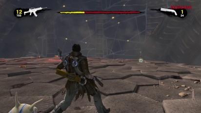 Neverdead - Boss Battle Alex