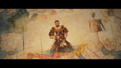 Total War: Rome II - Empire Divided - elokuvallinen traileri