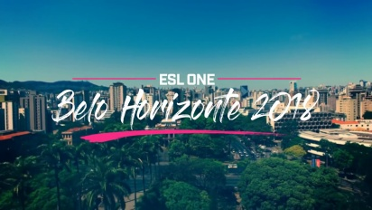 ESL One Belo Horizonte 2018 -julkistustraileri