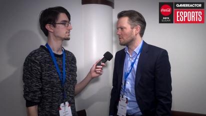 North - Christian Sorensen haastattelussa ESI Super Forumilla