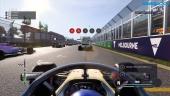 F1 2018 - Melbourne Grand Prix -pelikuvaa PS4 Prolla