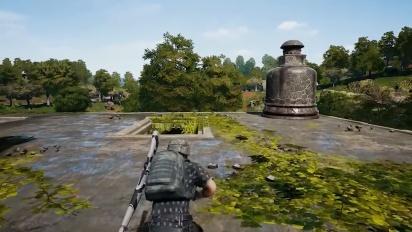 PlayerUnknown's Battlegrounds - Sanhok Hot Drops: Ruins