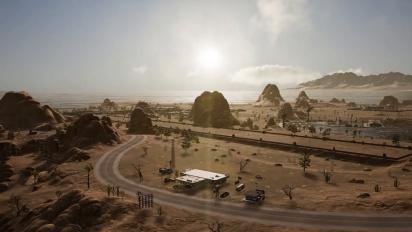 PlayerUnknown's Battlegrounds - Training Mode -traileri