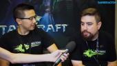 StarCraft II - Kevin Dong ja Ryan Schutter haastattelussa