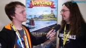 《Townsmen VR》 - Philipp Nägelsbach 訪談