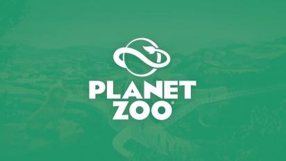Planet Zoo - julkistustraileri