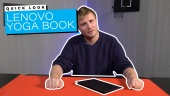 Nopea katsaus - Lenovo Yoga Book