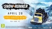 SnowRunner - Conquer The Wilderness Traileri