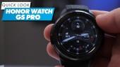 Nopea katsaus - Honor Watch GS Pro