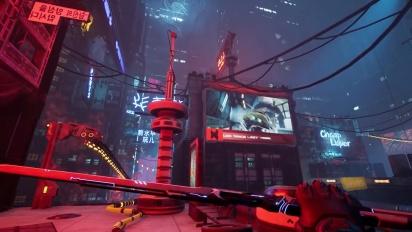 Ghostrunner - Release Date Traileri