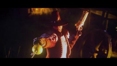Warhammer: Chaosbane - Witch Hunter -traileri