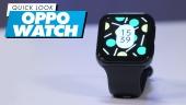Nopea katsaus - OPPO Watch