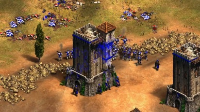 Age of Empires II: Definitive Edition - Lords of the West -julkaisutraileri