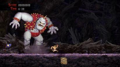 Ghosts 'n Goblins Resurrection - Weapons, Magic 'n Modes Traileri
