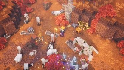 Minecraft Dungeons - Spookier Fall Traileri