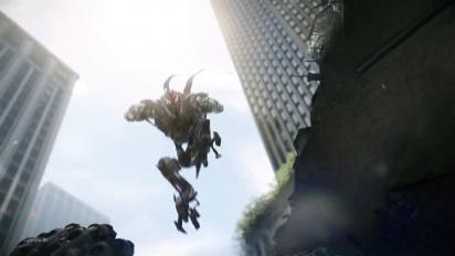 Crysis 2 Remastered - virallinen julkaisutraileri