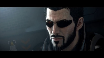 Deus Ex: Mankind Divided - Adam Jensen 2.0 Trailer