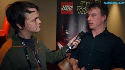 Lego Star Wars: The Force Awakens - Tim Wilemanin haastattelu