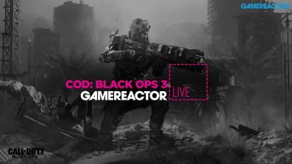 GR Live -uusinta: CoD: Black Ops 3  - 24.06.2016