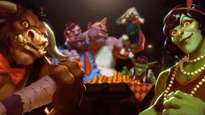 Hearthstone: Gadgetzanin julmat kadut -traileri