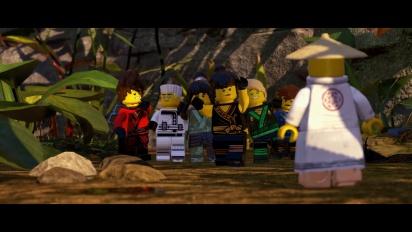 The Lego Ninjago Movie Video Game - julkaisutraileri