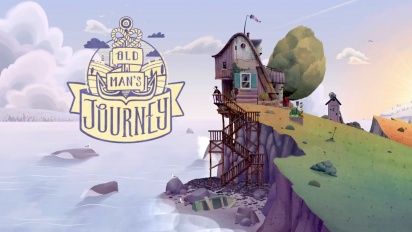Old Man's Journey - Nintendo Switch -traileri