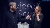 Sony MDR 1AM2 - Tanni Toft haastattelussa
