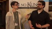 Ni no Kuni II: Revenant Kingdom - Pierre Tartaix haastattelussa