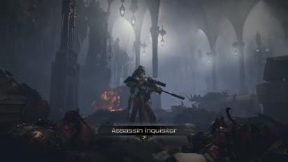 Warhammer 40,000: Inquisitor – Martyr - traileri