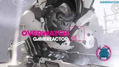 GR Liven uusinta: Overwatch