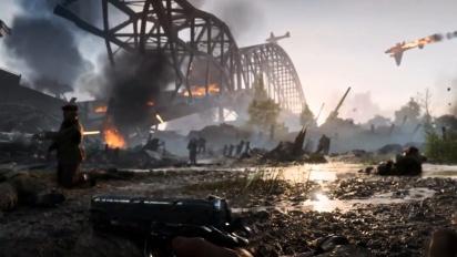 Battlefield V - Xbox One X Enhanced -traileri