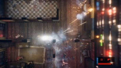 The Hong Kong Massacre - julkaisupäivän traileri