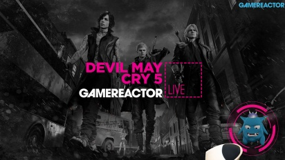 GR Liven uusinta: Devil May Cry 5
