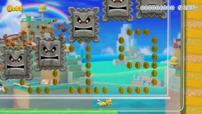 Super Mario Maker 2 - julkaisupäivän traileri (Nintendo Switch)