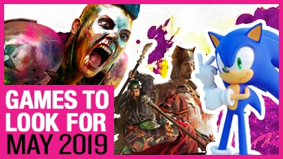 Games to Look For - toukokuu 2019